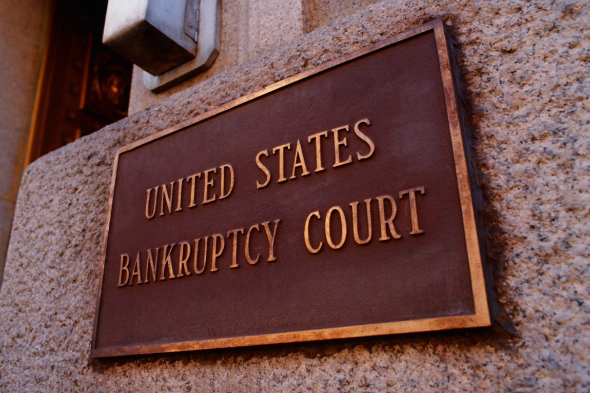 Who is filing for bankruptcy? Take a look