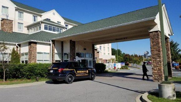 Group behind Hilton Garden Inn files for Bankruptcy